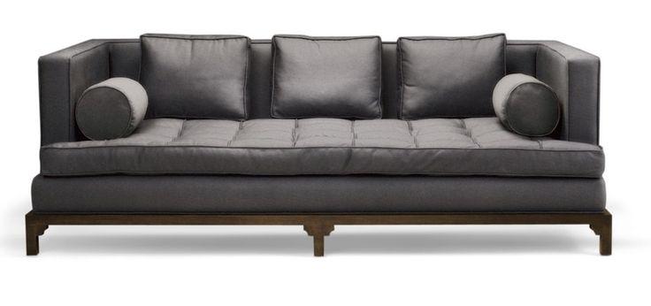 Montebello Sofa - Contemporary Transitional Sofas & Sectionals - Dering Hall
