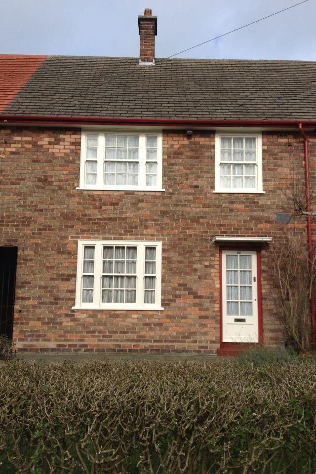 Paul McCartney's Childhood Home, Forthlin Rd