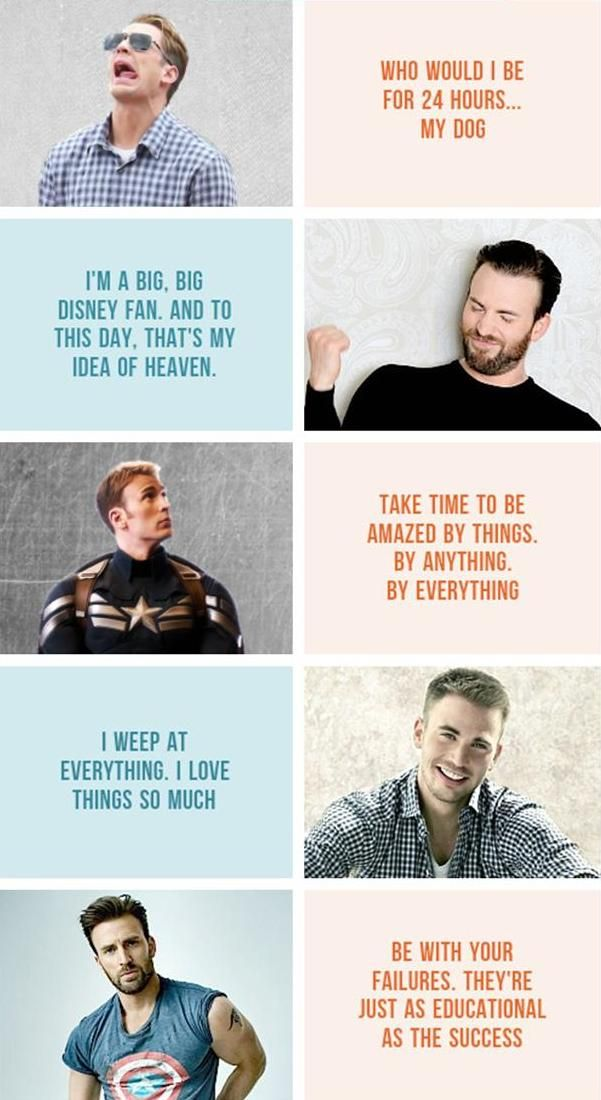 """""""I don't wike it"""" if you are Chris evens fan you will understand this❤️"""
