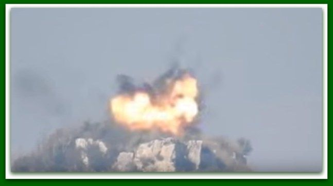 BOOM: Anti-Tank Missile Ends Al-Nusra Front Fighter's Jihad Prematurely (Caught On Video) – BB4SP