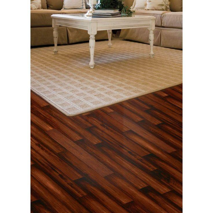 Distressed Maple Hardwood Flooring: Home Legend High Gloss Distressed Maple Los Lagos 8mm