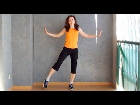 Rutina cardiovascular que quema muchas calorías y grasa para bajar de peso muy rápido. Rutina con diferentes tipos de jumping jacks, para perder peso rapidam...