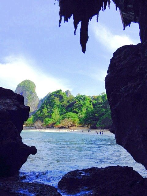 Phranang Cave ' Krabi