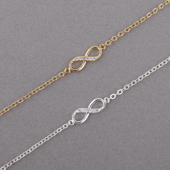 NEW! NEW! NEW! l Infinity Number 8 Check it out!  http://kyliebracelets.myshopify.com/products/infinity-number-8?utm_campaign=social_autopilot&utm_source=pin&utm_medium=pin  #kyliebracelets #Kylie #Bracelet #Bracelets #Fashion #love