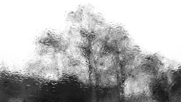 detras de los cristales llueve: Los Cristal