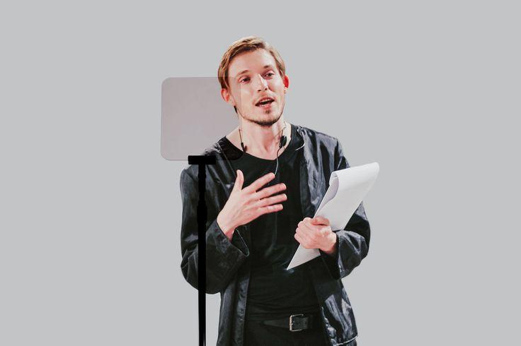Ведущий Александр Глушков