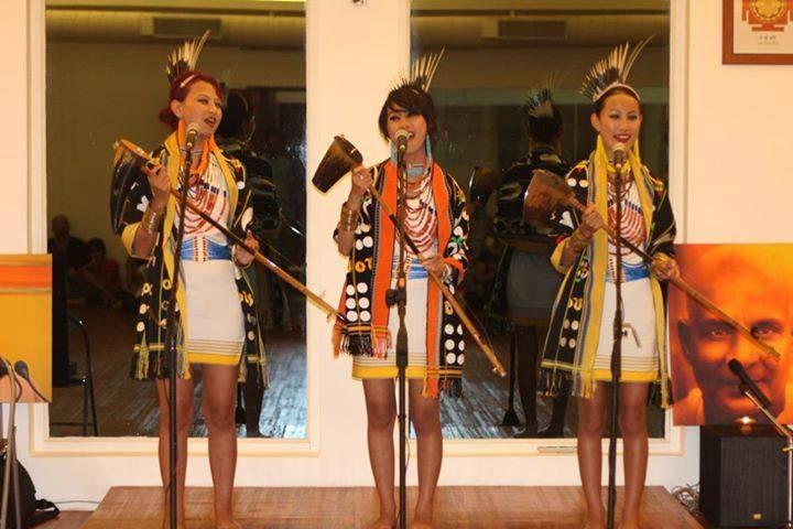 Nagaland, Hornbill Festival, Tetseo Sisters, Chennai.