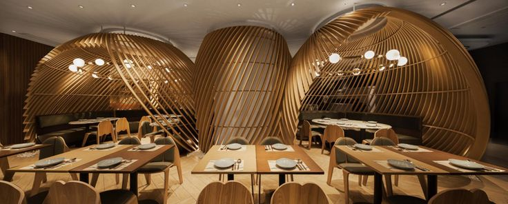 Yummy Design This Hong Kong Restaurant Takes Inspiration From