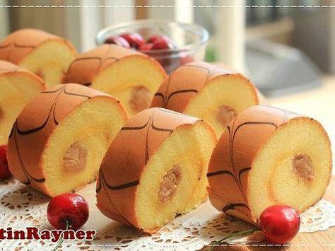 Resep Bolu Gulung Ekonomis Irit Telur Lembutt dan Lentur oleh Tintin Rayner - Cookpad