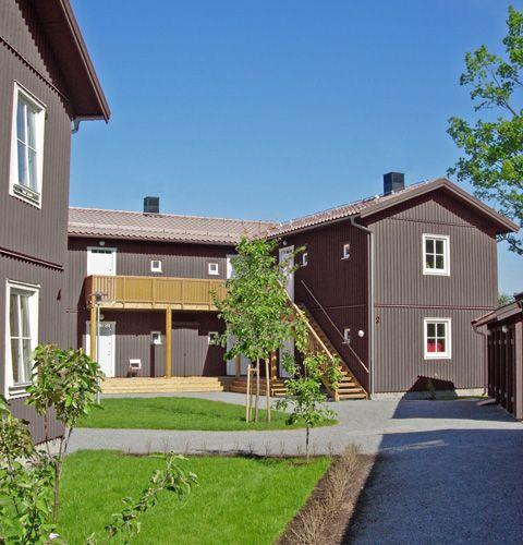 Lägenhet eller radhus? - BoKlok