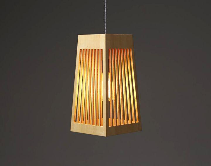 Mutiny bamboo pendants by Liam Petrie-Allbutt of Antelope