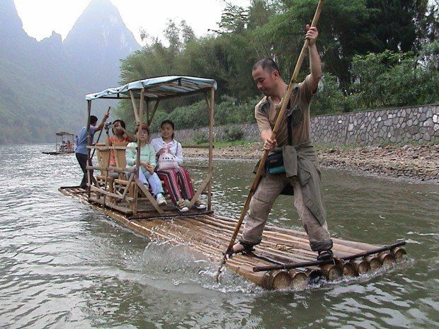 6 Ways to Build Your Own Boat Bamboo Boat