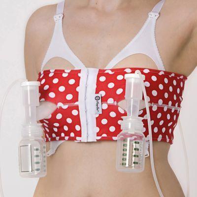 Hands free Pumping Bra Breastfeeding