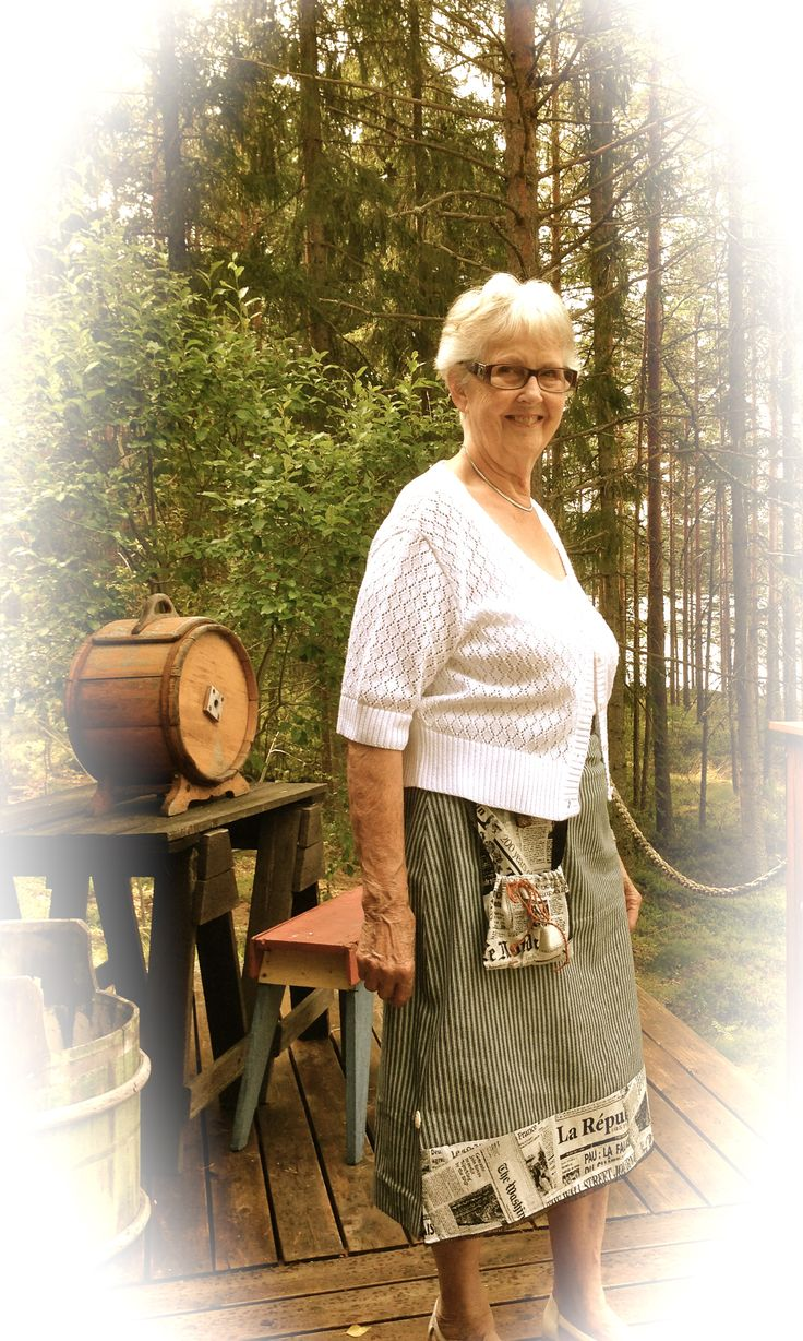 First customer - mum of course!  The Rawmence Collection 2014 by Walter Heidkampf