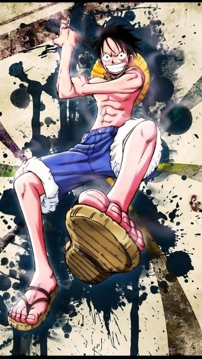 1080x1920 One Piece Iphone Wallpaper New Anime Iphone