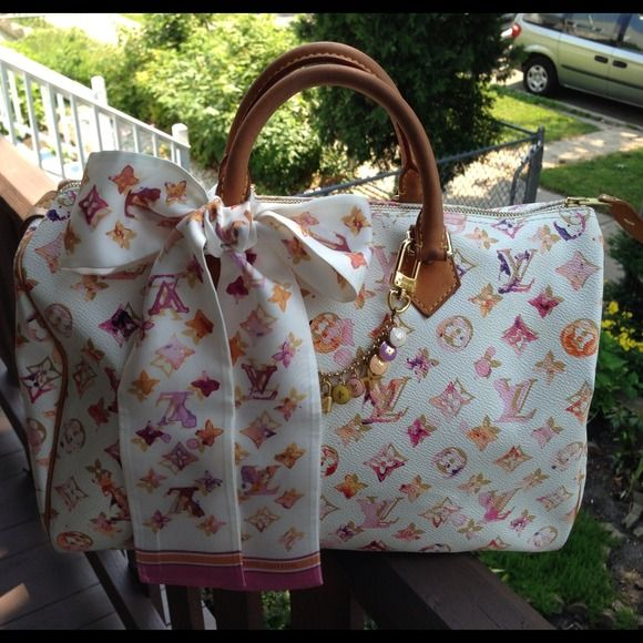 "Spotted while shopping on Poshmark: ""LOUIS VUITTON Limited Collection""! #poshmark #fashion #shopping #style #Louis Vuitton #Handbags"