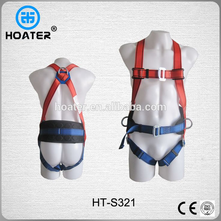Made In China Hoater Climbing Full Body Safety Harness