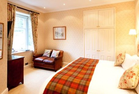 Ennerdale is a Superior Room on the first floor of our #luxury #LakeWindermereBandB, with garden views. www.lindethfell.co.uk/bedrooms/ennerdale
