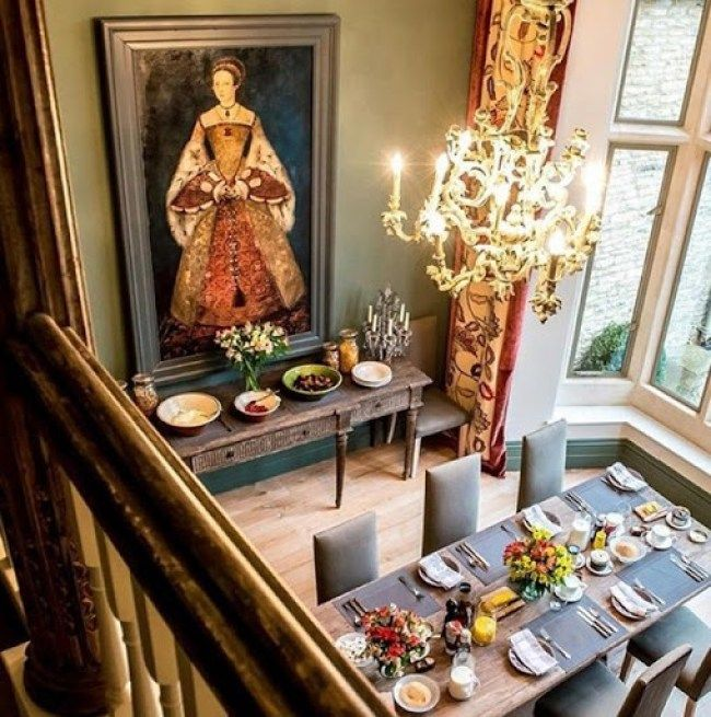 Do You Love Traditional Style Dining Rooms Room Of Hotel Verhaegen A Uniquely Well Preserved Century And Private Mansion Located In The City