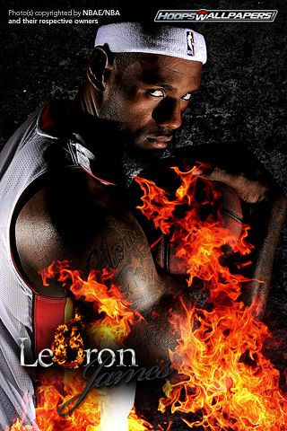 """""""Because I can't stand Miami Heat, Lebron James, ugly photoshop, or all 3? You be the judge"""