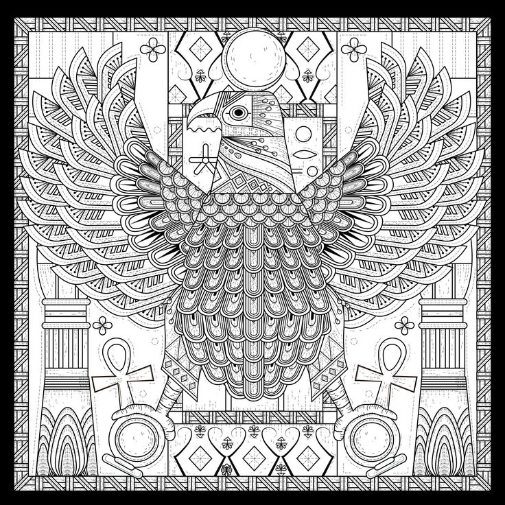 20 best egypt coloring pages images on pinterest book