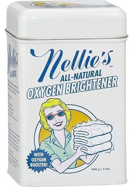 Nellie's natural cleaning products. Not tested on animals. Vintage containers too.
