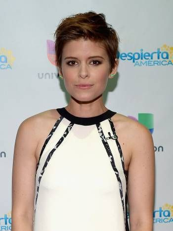 Kate Mara's pixie cut hairstyle: femme fatale or tomboy-chic?