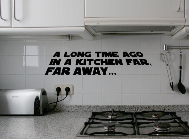 Galaxy kitchen