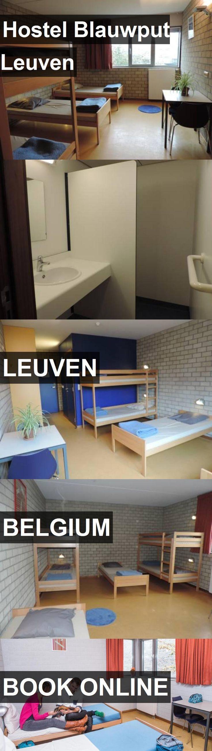 Hostel Blauwput Leuven in LEUVEN, Belgium. For more information, photos, reviews and best prices please follow the link. #Belgium #LEUVEN #travel #vacation #hostel
