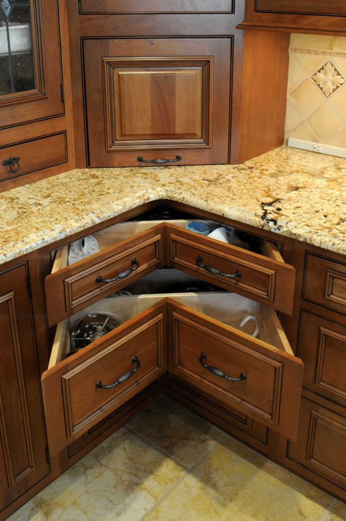 Kitchen Cabinets Upper Corner Cabinet Options How To Organize Install Size Of