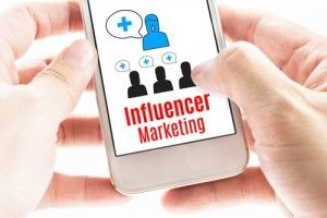 Experiential marketing and influencer marketing go together.