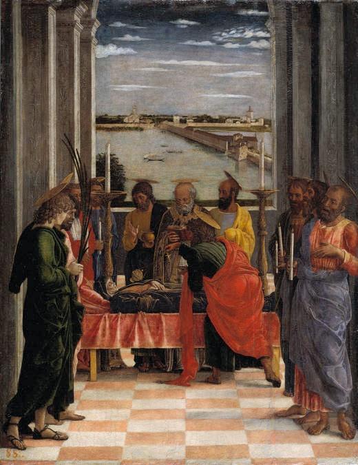 Mantegna, Andrea  Death of the Virgin