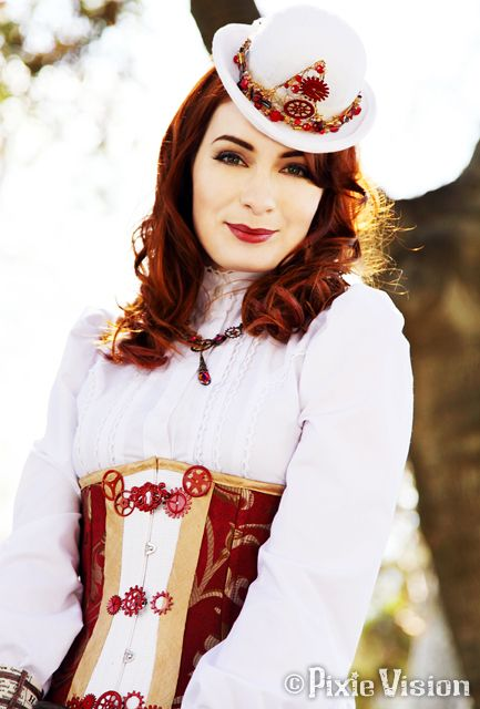 Felicia Day  Steampunk Codex