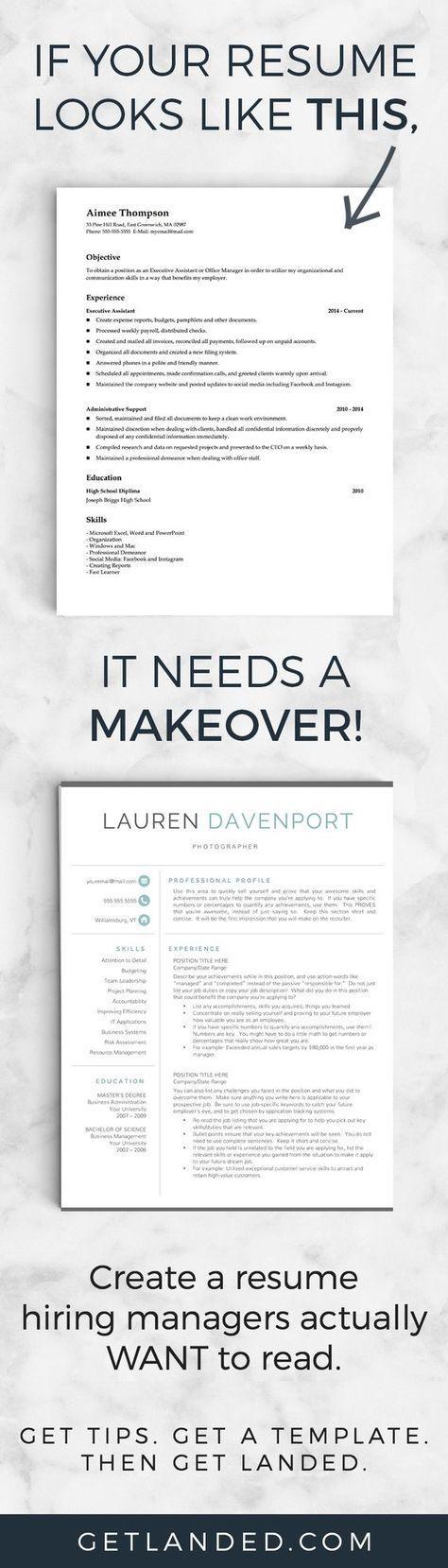 best 25 format of resume ideas on pinterest resume writing
