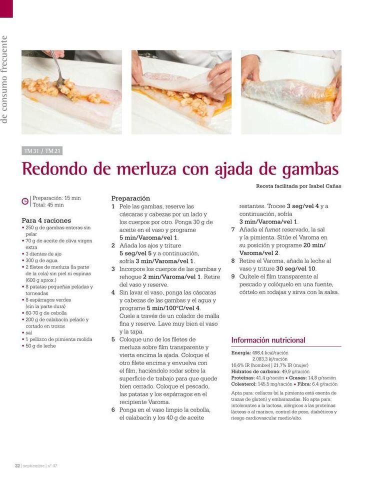 #ClippedOnIssuu desde Revista thermomix nº47 recetas económicas, para la vuelta a casa