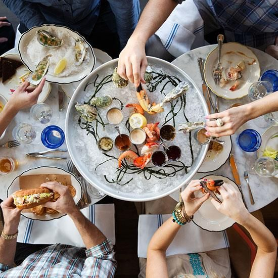 Oyster Vacation: Best 25+ Oyster Bar Ideas On Pinterest