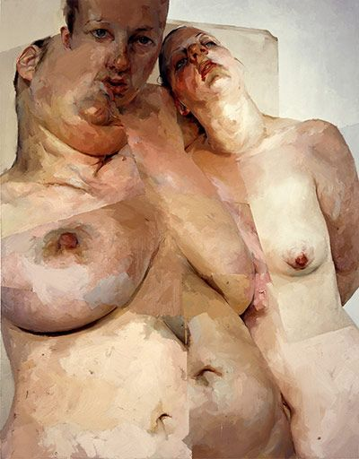 Jenny Saville: 'I want to be a painter of modern life, and modern bodies' Jenny Saville's