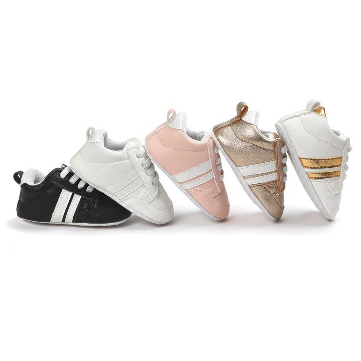 bébé chaussures glands berceau de paillettes tout-petits chaussures à semelle souple chaussures de sport 11-12-13cm TN5iGf