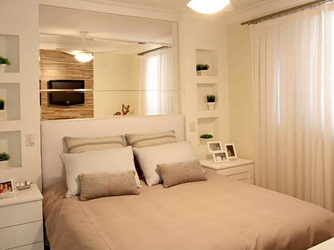 Inspire-se com mais de 20 projetos decorativos de quartos - Terra Brasil
