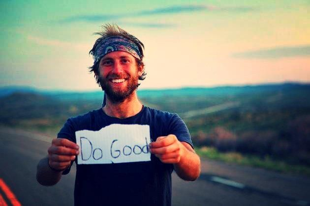 Inspire others to do good