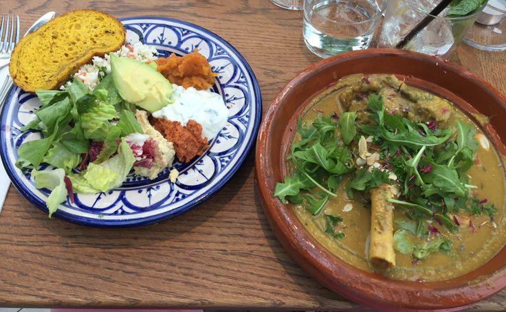 Restaurant Sandro North African cuisine Kortteli in Kamppi
