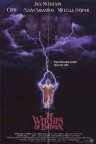 #127 - 3.5/5 stars - Witches of Eastwick - Super fun and campy eighties comedy with a stellar cast!