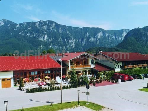 Marvelous Alpenhotel Bayerischer Hof Inzell Offering a sauna and ski storage space Alpenhotel Bayerischer Hof is