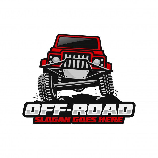 Off Road Logo Template Road Logo Logo Templates Vintage Logo