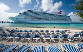The cruise ship I will be on in one month and three days!!!  This early anniversary trip is going to be amazing.  :)