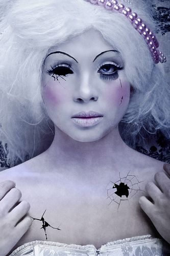 42 best Living Dolls images on Pinterest | Halloween ideas, Make ...