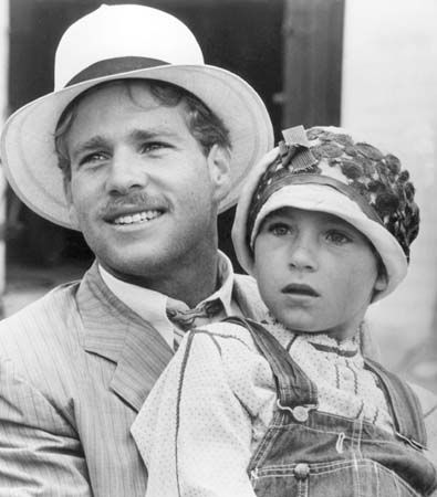 "I just love ""Paper moon""-movie to pieces. Ryan and Tatum O'Neal Tatum </div>"