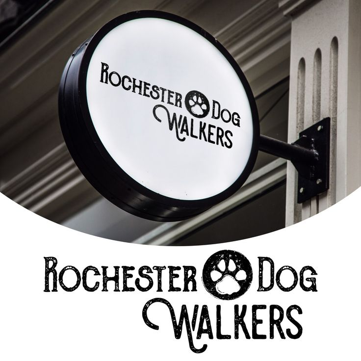 Rochester Dog Walkers | 99designs