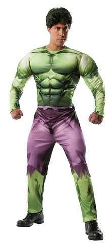 Men's #IncredibleHulk #Halloweencostume -   http://adultsfancydresscostumes.com/frightfully-cheap-and-easy-adult-halloween-costume-ideas
