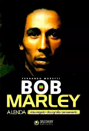 *Bob Marley - A lenda* by Fernando Moretti. More fantastic books, pictures and videos of *Bob Marley* on: https://de.pinterest.com/ReggaeHeart/